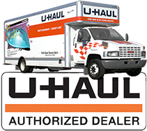 U Haul Dealer Sign